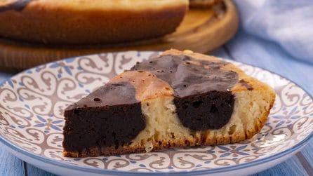 Torta in padella: facile, veloce e super soffice!
