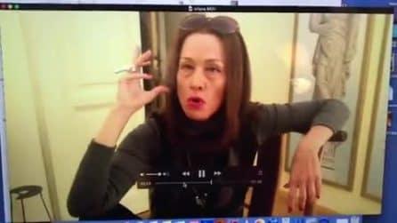 """Il provino di Nancy Brilli per la serie """"L'Oriana"""": """"Nessuno mi ha dato risposta"""""""