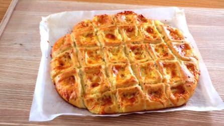 Pane con formaggio: soffice e gustoso da preparare a casa tua