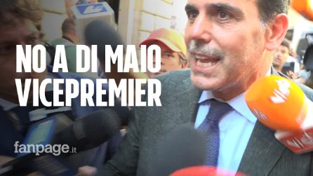 """Governo, Marcucci (Pd): """"Di Maio vicepremier? Non è possibile"""""""