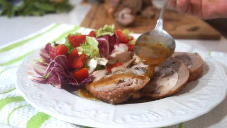 Rollè di tacchino: la ricetta gustosa e semplice con un sugo irresistibile
