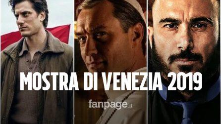 Mostra di Venezia 2019: tutti i film italiani presentati in anteprima al Lido