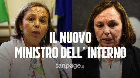 Chi è Luciana Lamorgese, il nuovo ministro dell'Interno che succede a Matteo Salvini