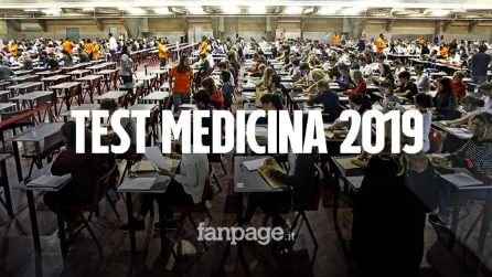 Test di Medicina 2019: le date, i posti disponibili, i quesiti e le novità