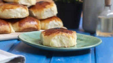 Panini soffici da buffet: morbidi e saporiti, da farcire come preferite!