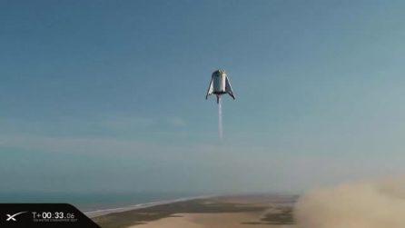Space X, l'astronave che sogna Marte: il volo della navicella