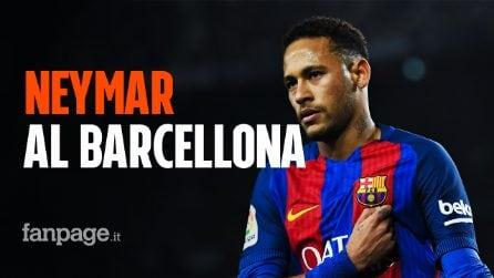 Neymar ad un passo dal Barcellona, trovato l'accordo col Psg: le cifre del clamoroso ritorno