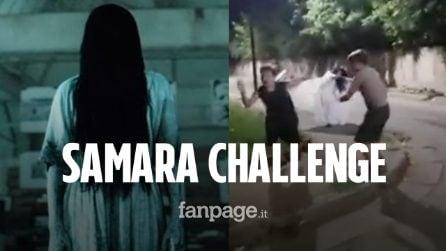 """""""Samara Challenge"""", lo scherzo del momento che rischia di trasformarsi in linciaggio"""