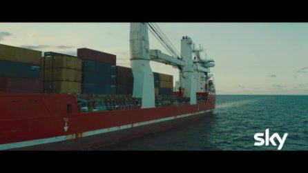 """""""Zero Zero Zero"""", il trailer della serie Sky tratta dal libro di Roberto Saviano"""