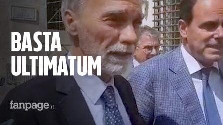 """Governo, Delrio: 'Inaccettabili gli ultimatum del M5s a Conte"""""""