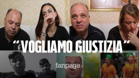 """I genitori di Alessio e Simone, i bimbi travolti e uccisi da un Suv a Vittoria: """"Un vuoto enorme"""""""