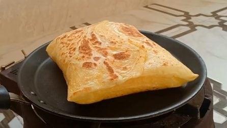 Pane arabo gonfio ma leggerissimo: la ricetta per averlo perfetto