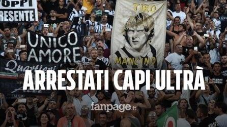 Arrestati 12 capi ultrà della Juventus: ricattavano la società per gestire il bagarinaggio