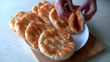 Pane fritto: il sapore unico degli ingredienti semplici