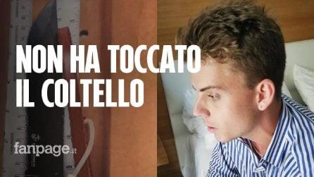 """Omicidio Carabiniere, la difesa di Natale: """"Le impronte sul pannello? Sull'arma non ci sono"""""""
