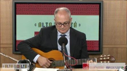 """Roberto Gualtieri suona """"Bella Ciao"""""""