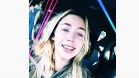 Kylie Rae Harris, il video in lacrime prima dell'incidente mortale
