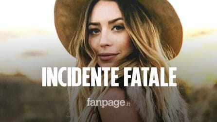 Morta Kylie Rae Harris: la cantante perde la vita a 30 anni in un incidente stradale