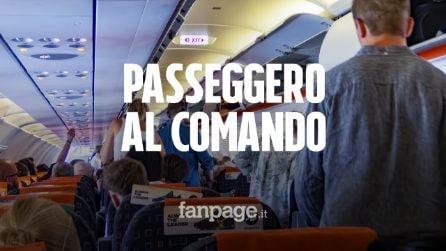 Easyjet, volo cancellato per mancanza del pilota: passeggero prende il comando e decolla
