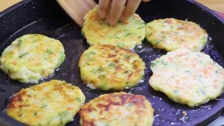 Pancake vegani salati, la ricetta saporita che piace a tutti