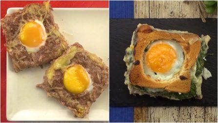 Toast sfiziosi: 3 idee per uno snack super delizioso pronto in pochi minuti!
