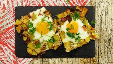 Patate e uova al forno: come preparare un piatto veloce e per tante persone in pochi minuti!