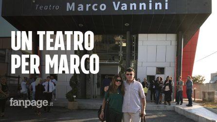 """Un teatro per Marco Vannini a Ladispoli, i genitori: """"Così non verrà mai dimenticato"""""""