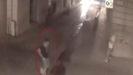Ragusa, il video in cui Sergio Palumbo si fa riaccompagnare a casa dopo lo stupro