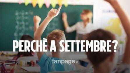 A settembre comincia la scuola, ma è sempre stato così? Ecco quando è cambiato tutto