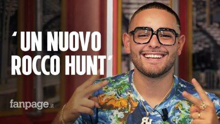 """La libertà di Rocco Hunt: """"Mai pensato di lasciare la musica, con il nuovo album torno a fare rap"""""""