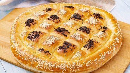 Pane arabo soffice: bello da vedere e buono da mangiare!