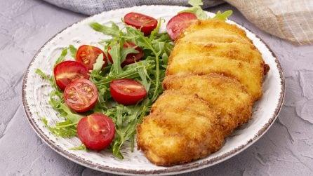 Pollo hasselback fritto: un piatto pieno di sapore con cui farete un figurone!