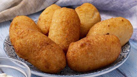 Crocchette di pane e patate: così buone che non potrete resistere!