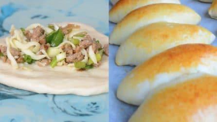 Panini ripieni e gustosi: la merenda genuina e semplice da preparare