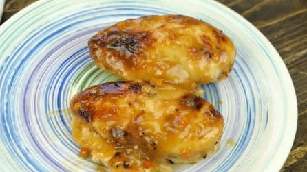Honey beer chicken: incredibly delicious and easy to make!