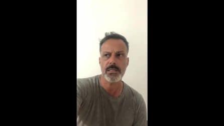 """Kiko Nalli sulla rottura con Ambra Lombardo: """"Non ho voglia di parlare"""""""