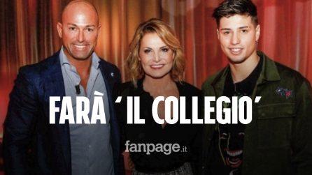 """Niccolò Bettarini parteciperà a """"Il Collegio Off"""", la mamma Simona Ventura: """"Ha fatto tutto da solo"""""""