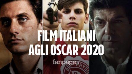 Premi Oscar 2020: ecco quali sono i 5 film italiani proposti per la premiazione