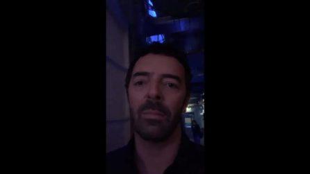 """Alberto Matano annuncia il blackout a """"La Vita in diretta"""": """"Non funziona niente"""""""