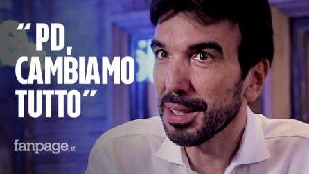 """Maurizio Martina: """"Pd, cambiamo tutto. Non credo nei piccoli partiti personali"""""""