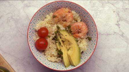 Riso finto di cavolfiore: l'alternativa dietetica per un pranzo salutare e saporito!
