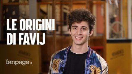 """Favij, dalle origini al successo: """"Sono molto timido, non farò il conduttore"""""""