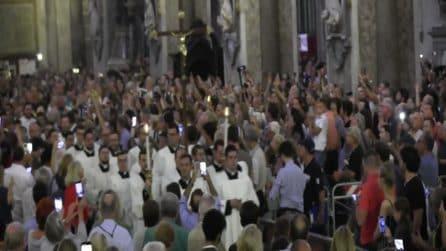 Napoli, Miracolo San Gennaro 2019: si è sciolto il sangue nelle ampolle
