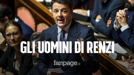 Italia Viva, chi sono i deputati e i senatori che hanno seguito Matteo Renzi