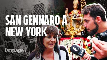 """""""Il santo dei migranti"""": San Gennaro a New York (feat. Roberto Saviano)"""