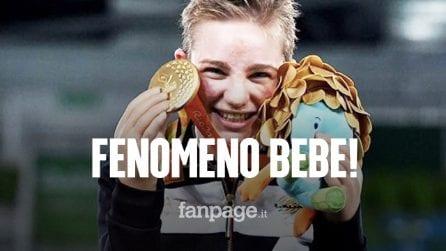 Imbattibile Bebe Vio: medaglia d'oro ai mondiali paralimpici nelfioretto individuale
