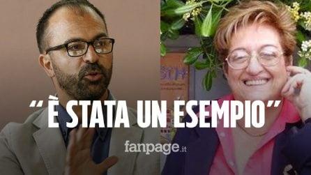"""Il ministro Fioramonti ricorda Simonetta Salacone: """"Esempio di scuola che non si arrende"""""""