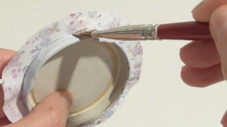 Come riutilizzare i barattoli delle marmellate: l'idea creativa