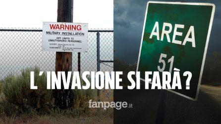 Area 51, l'invasione potrebbe diventare realtà nonostante i divieti delle autorità