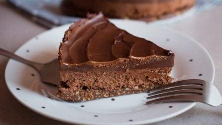 Cheesecake al cioccolato: il dolce goloso per sorprendere tutti i vostri ospiti!